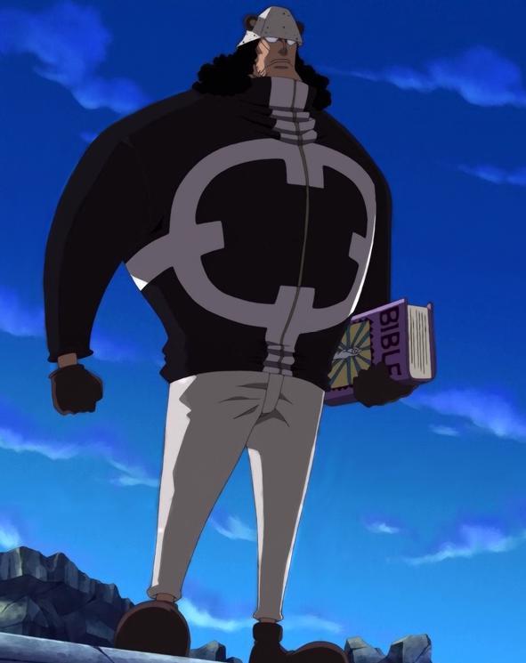 バーソロミュー・くま 革命軍メンバー